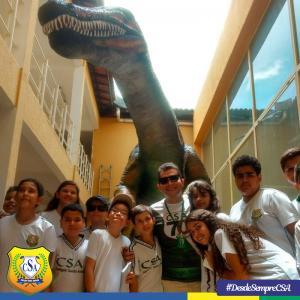 Ensino Fundamental II realizou Aula de Campo nas Cidades de Nova Olinda e Santana do Cariri