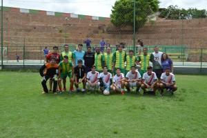 Jogo Festivo com Ronaldo Angelim