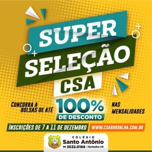 Super Seleção CSA 2020 – 2021