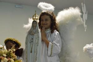 Missa e Coroação de Nossa Senhora
